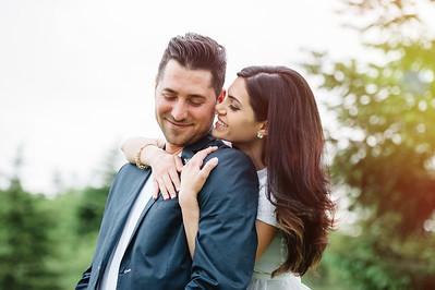 Vincenza & Darryl