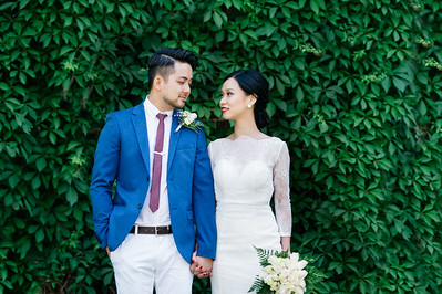 Mitra & Allan Wedding